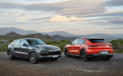Porsche joins battle of SUV coupes with Cayenne