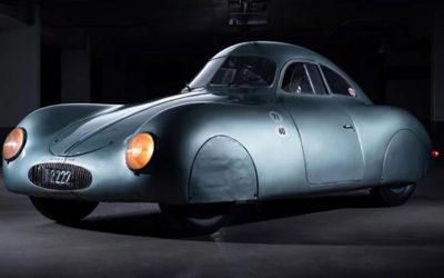 1939 Porsche Type 64 Fails to Sell After Bidding Mix-Up