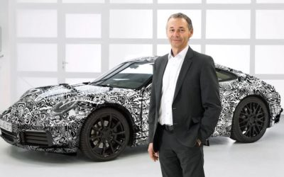 """Porsche's """"Mr. 911"""" on the Future of the Iconic Sports Car"""