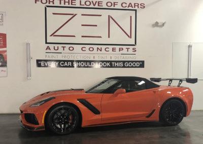 Corvette ZR 1